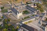 Fontevraud-General view of the complex - sml