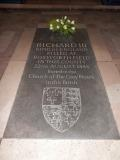 RIII Memorial Stone, Leicester Cathedral