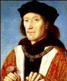 Birth of Henry Tudor