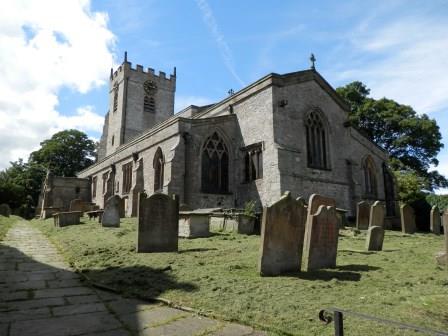 St Mary and St Alkelda, Middleham, North Yorkshire