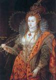 Birth of Princess Elizabeth